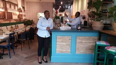 Restaurant Moksie Djarie aan de Ginnekenweg vertelt verhaal van Suriname