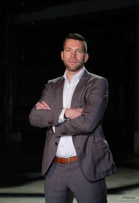 Jos van Asten van het Platform Ondernemend Meierijstad.