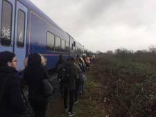 Treinen tussen Mook-Molenhoek en Cuijk rijden weer na eerdere stremming door defecte trein