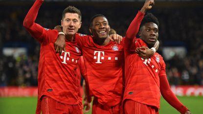 Bayern München overklast Chelsea: Lewandowski blinkt uit met goal én twee assists