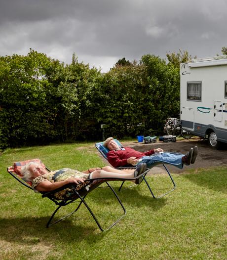 Zo'n 3600 nachten in campers in Gorinchem
