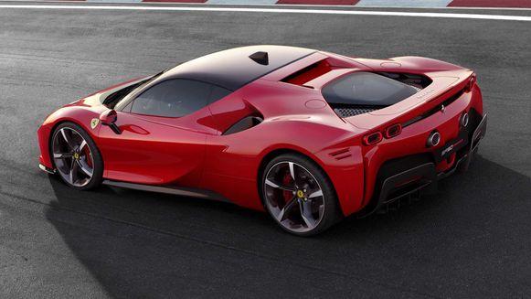 Ferrari SF90; uniek dankzij 4x4 en Plug-in Hybride aandrijving