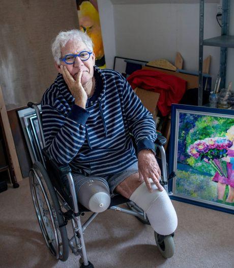 Henk (61) ontsnapte aan de dood: Bang ben ik allang niet meer