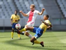 Geen tweede zege voor Bakx' Ajax Cape Town in play-offs