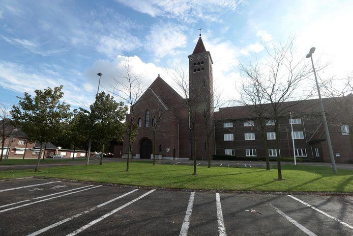 De kerk van Termien.