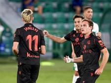 Januzaj marque pour les leaders de la Real Sociedad, Vertonghen gagne avec Benfica