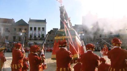 Stad lanceert promofilmpje: dronebeelden tonen alle moois om te eindigen met steigerend Ros Beiaard