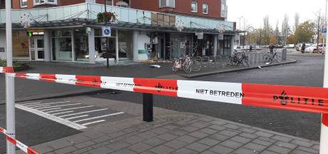 Bewoners schrikken wakker van plofkraak in Tilburg: 'Die automaat hoeft van mij niet meer terug te komen'