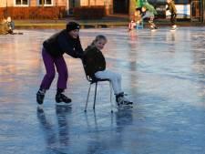 IJspret van start in Bladel; eerste ijsbaan van de regio geopend