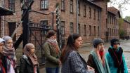 Leerlingen Atheneum op bezoek in Auschwitz