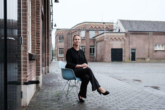 Juliëtte Hofman , directeur van de DRU in Ulft.