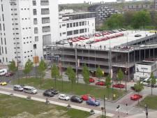 Parkeergarage naast Klokgebouw in Eindhoven wordt gesloopt