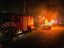 Onrust in regio duurt voort: weer auto in brand gestoken in Ede