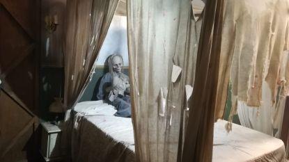 Nog iets nodig voor Halloween? Bobbejaanland verkoopt een spookhuis