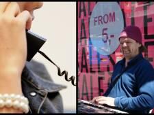 Gemist? Kindertelefoon in Almelo staat roodgloeiend en bekende Enschedese straatmuzikant overleden