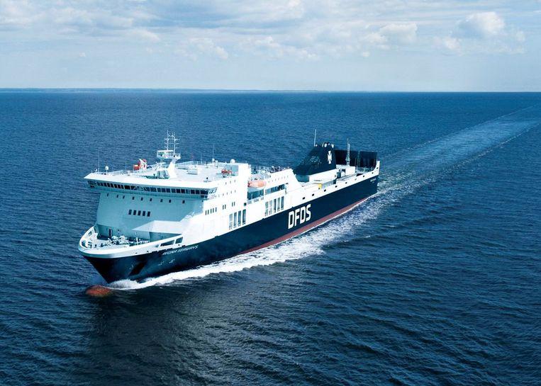 De Regina Seaways-ferry (archieffoto)