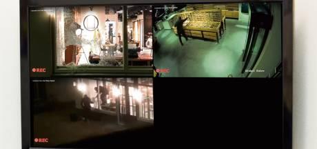 Vandalen bij VIBA in Oldenzaal snel herkend op camerabeelden