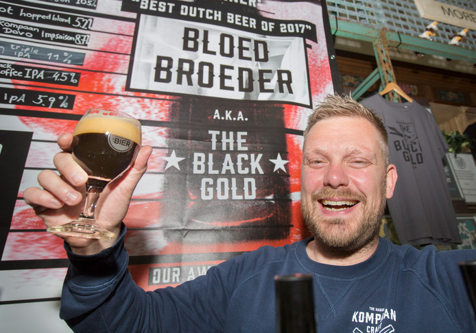 Bloedbroeder was één van de winnende biertjes