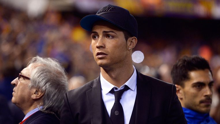 Cristiano Ronaldo. Beeld ap