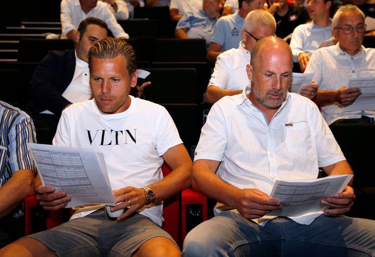 Ruud Vormer en Philippe Clement.
