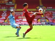 Liverpool laat voor het eerst in anderhalf jaar punten liggen op Anfield