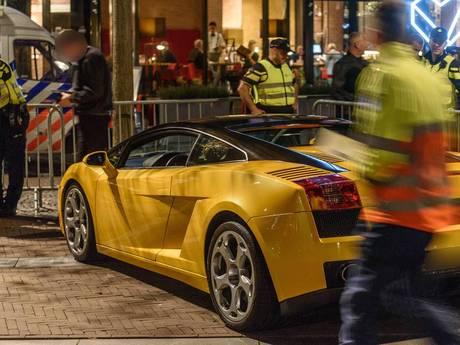 Resultaat patsercontrole Breda: vijf aanhoudingen en negentien auto's in beslag genomen