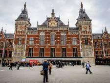 Grote storing legt treinverkeer rond Amsterdam plat, stel reis uit