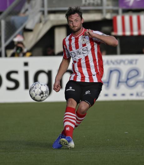 Sparta verlengt contract Vriends: 'Hij heeft een meerwaarde voor de club'