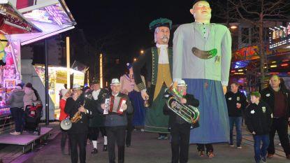 Carnavalskermis officieel van start
