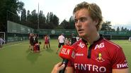 VIDEO: Is superster Tom Boon (mét speciale tattoo) klaar voor het EK hockey?