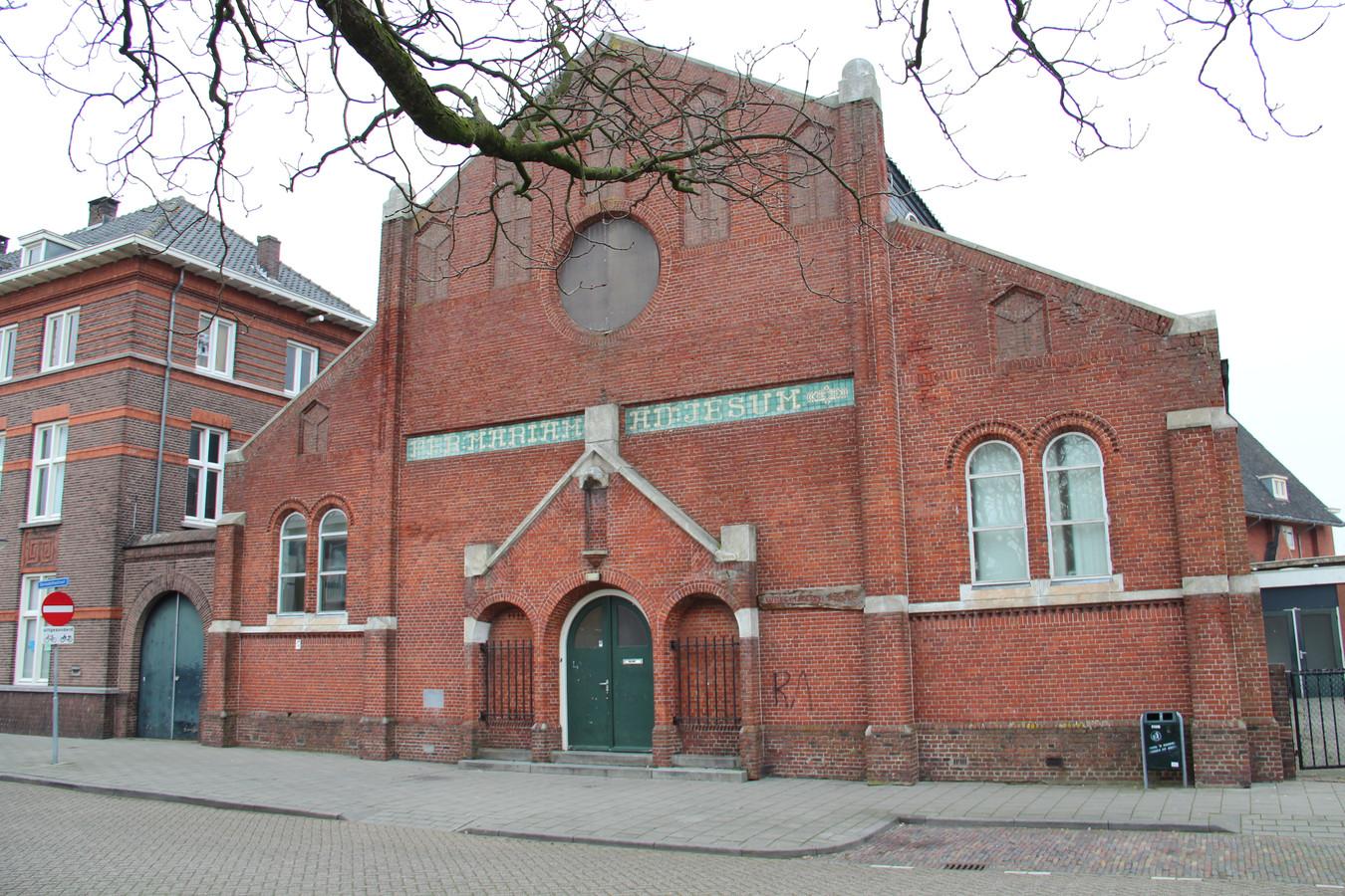 Wijkcentrum 't Fort in Bergen op Zoom.