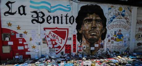 FIFA verzoekt alle bonden om minuut stilte voor Maradona