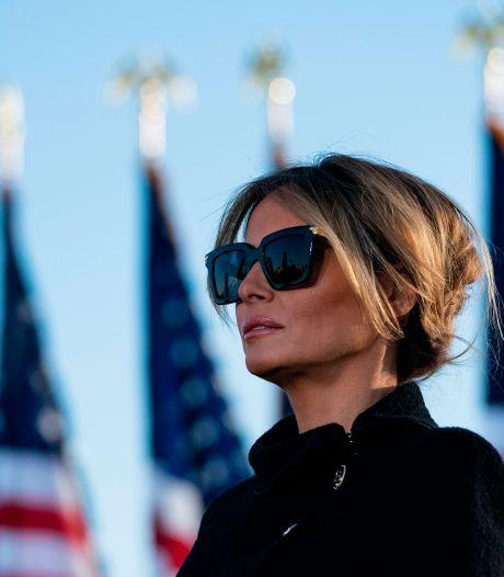 Dit gaat Melania Trump doen nu ze niet langer first lady is
