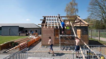 Noodwoning krijgt thuis op site Fort van Breendonk