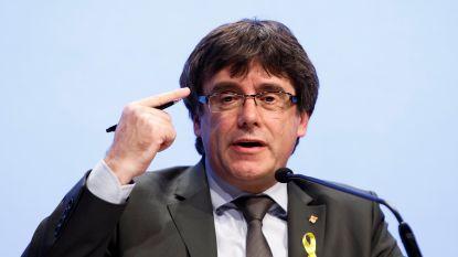 Puigdemont naar Finland voor conferentie over situatie in Catalonië