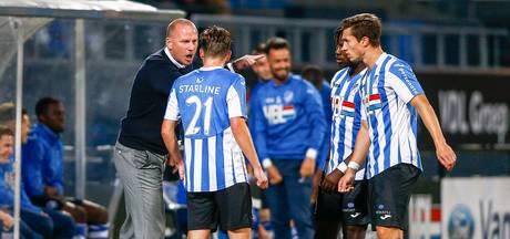 Van Leeuwen wil serie neerzetten met 'te wisselvallig' FC Eindhoven