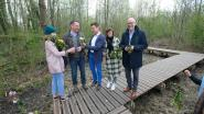 Nieuw vlonderpad verenigt Hof ter Linden met fort