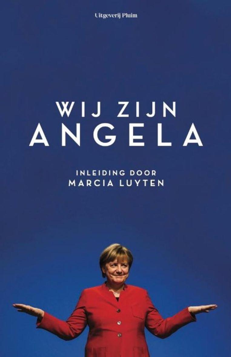 Boek Wij zijn Angela Beeld null