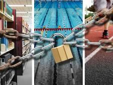 Steden: bezuinigen op zwembaden, bibliotheken en onderhoud 'onvermijdelijk'