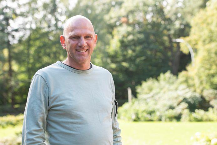 Avec-ondernemer Stefan Lanslots.