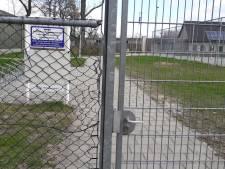 Vandalisme en ongewenst bezoek op sportpark Hulst