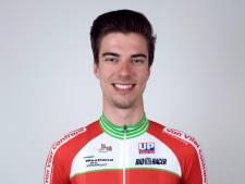 Pech speelt renner Christiaan Meerbeek parten