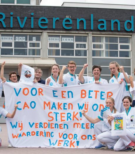 Zondagsdiensten op woensdag: actie in ziekenhuis Rivierenland