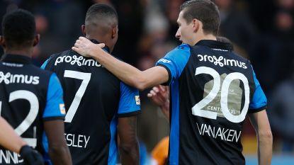 VIDEO. Vanaken en Wesley zetten scheve situatie recht in Oostende, Club verkleint achterstand op leider Genk tot 7 punten