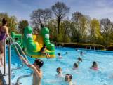 Het buitenzwembad in Hasselt is open!