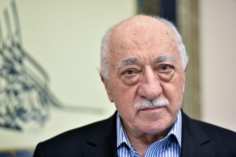 Archiefbeeld, de islamitische prediker Fethullah Gülen.