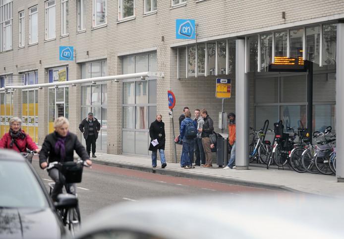 De Aagje Dekenstraat in Vlissingen.