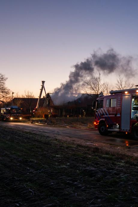 Dit is wat er gebeurde bij de brand in Eefde