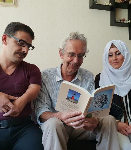 Taalmaatje wil Syrische vluchtelingen een gezicht geven