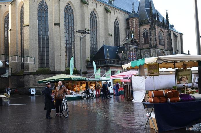 De Grote Kerk in Zwolle. Foto: Sander Lindenburg